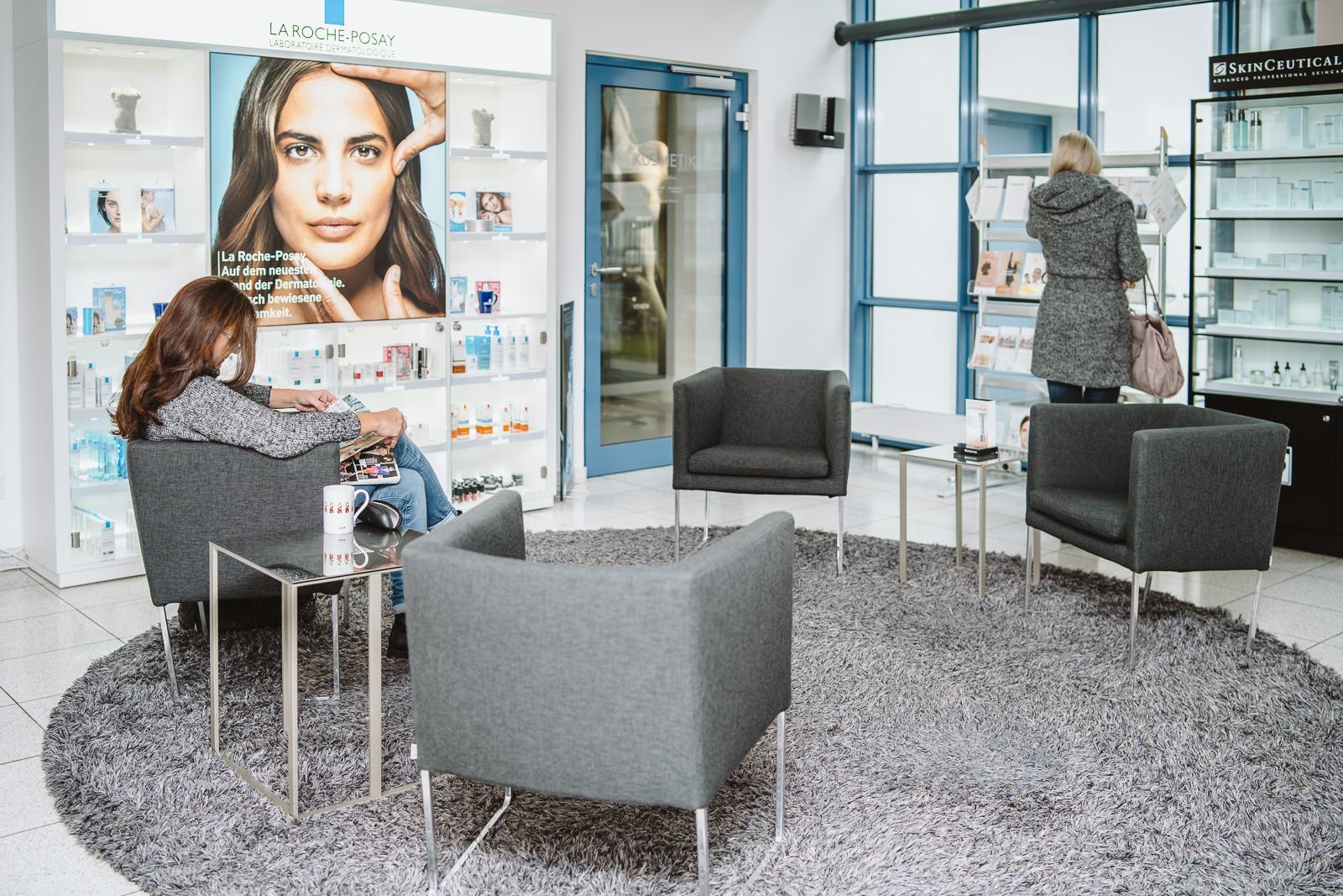Fotograf Bonn - Bernadett Yehdou - private Klinik für Dermatologie und ästhetische Chirurgie