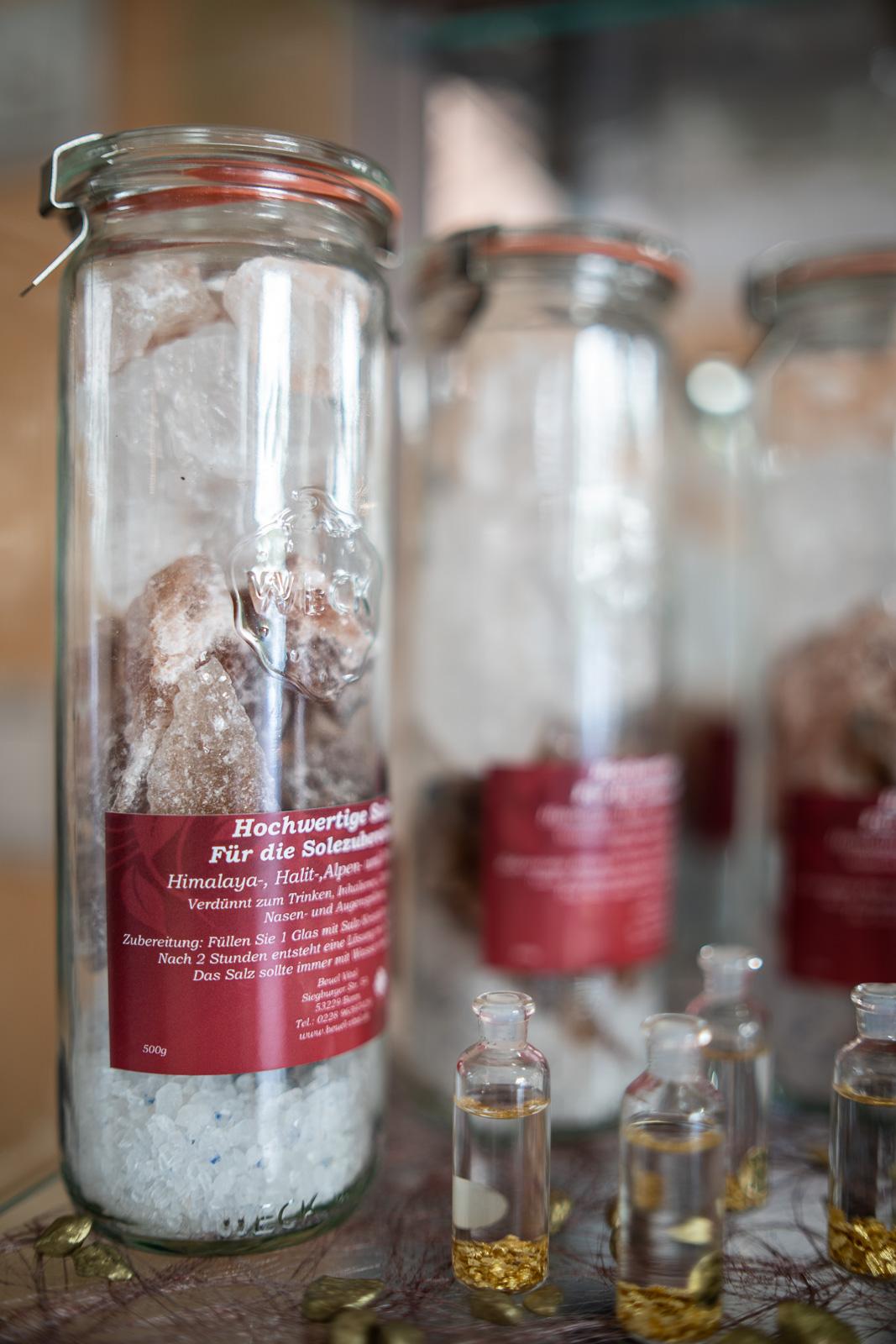 Unternehmensreportage - Salzgrotte Beuel Vital - hochwertiges Salz für Sole