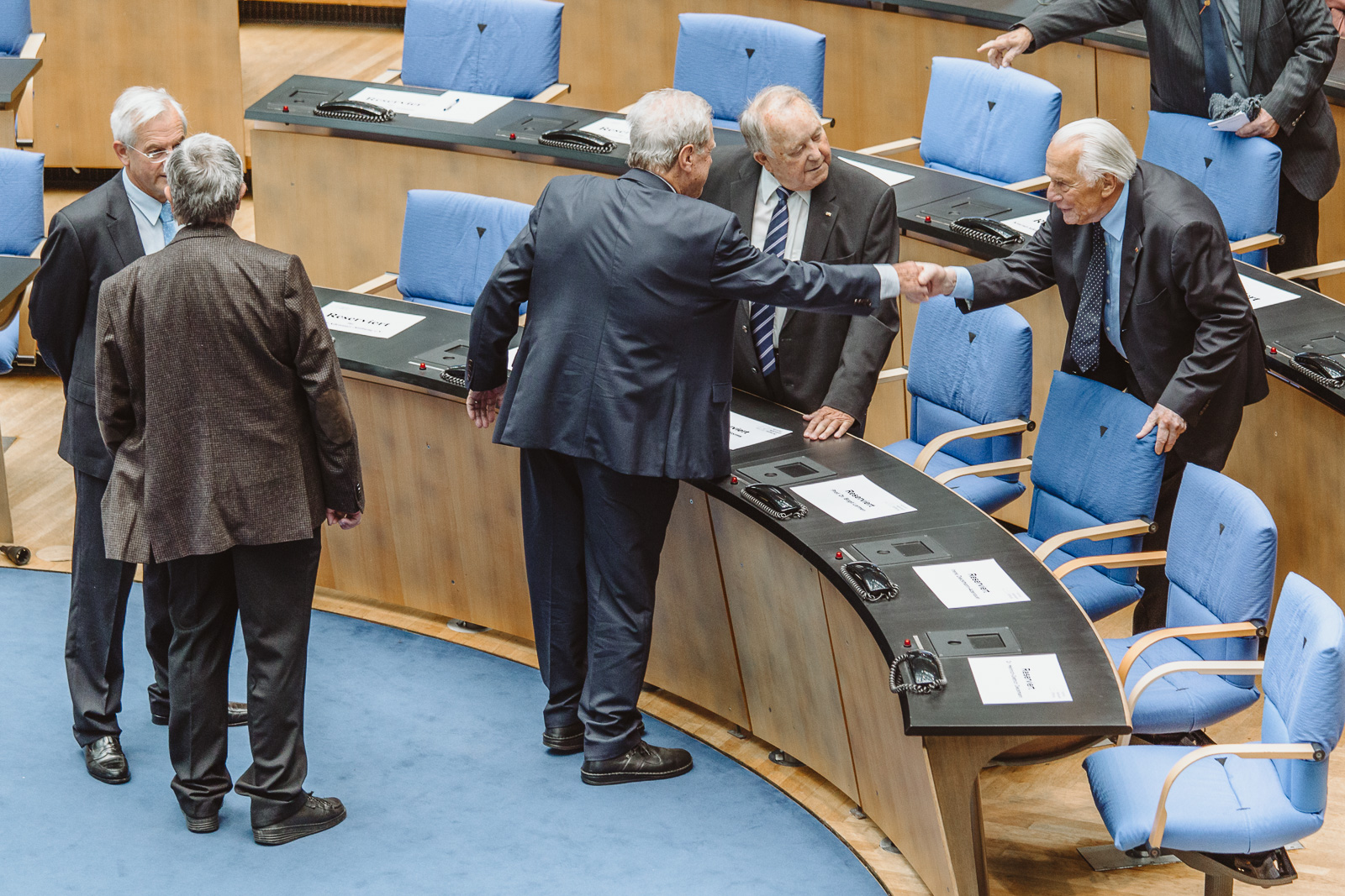 Konferenzfotografie - Wasserwerkgespräch der Konrad-Adenauer-Stifung